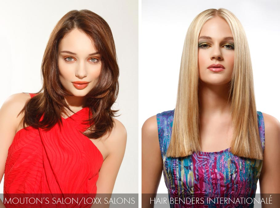 Účesy pro dlouhé vlasy jaro/léto 2015 – přírodní odstíny letí. Ke kráse jim ale můžete pomoci vhodnou vlasovou kosmetikou!
