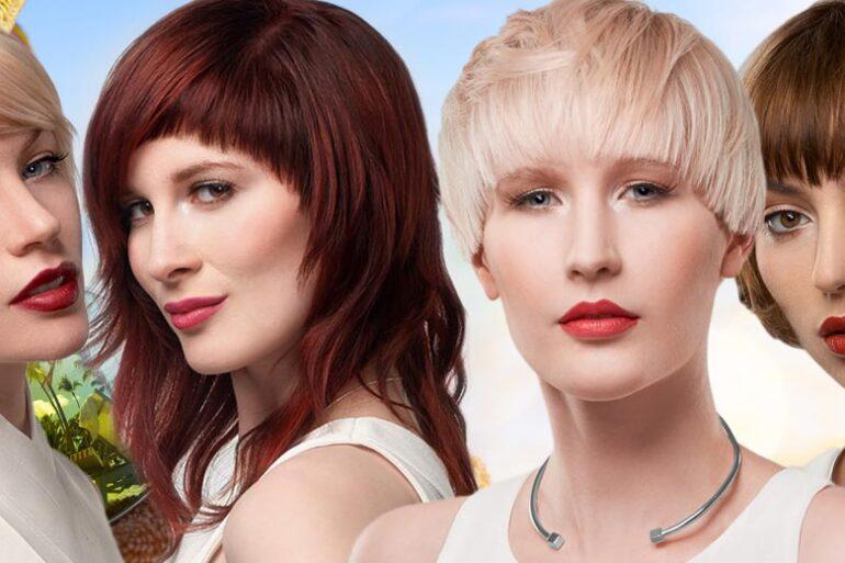 Letní střih vlasů by měl být vzdušný, snadný na údržbu a samozřejmě sexy! Inspirujte se účesy 2015 z kolekce Modern Heritage Collection od Sam Villa!