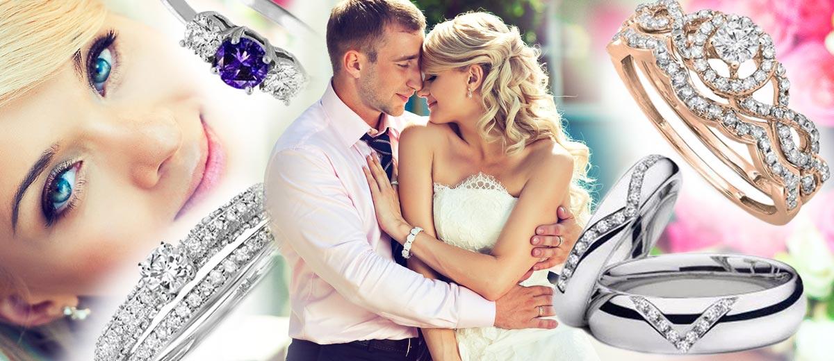 Zásnuby či svatba v létě? Ideální! Vše však začíná výběrem prstýnků. Víte, jaké svatební prsteny jsou právě v módě?