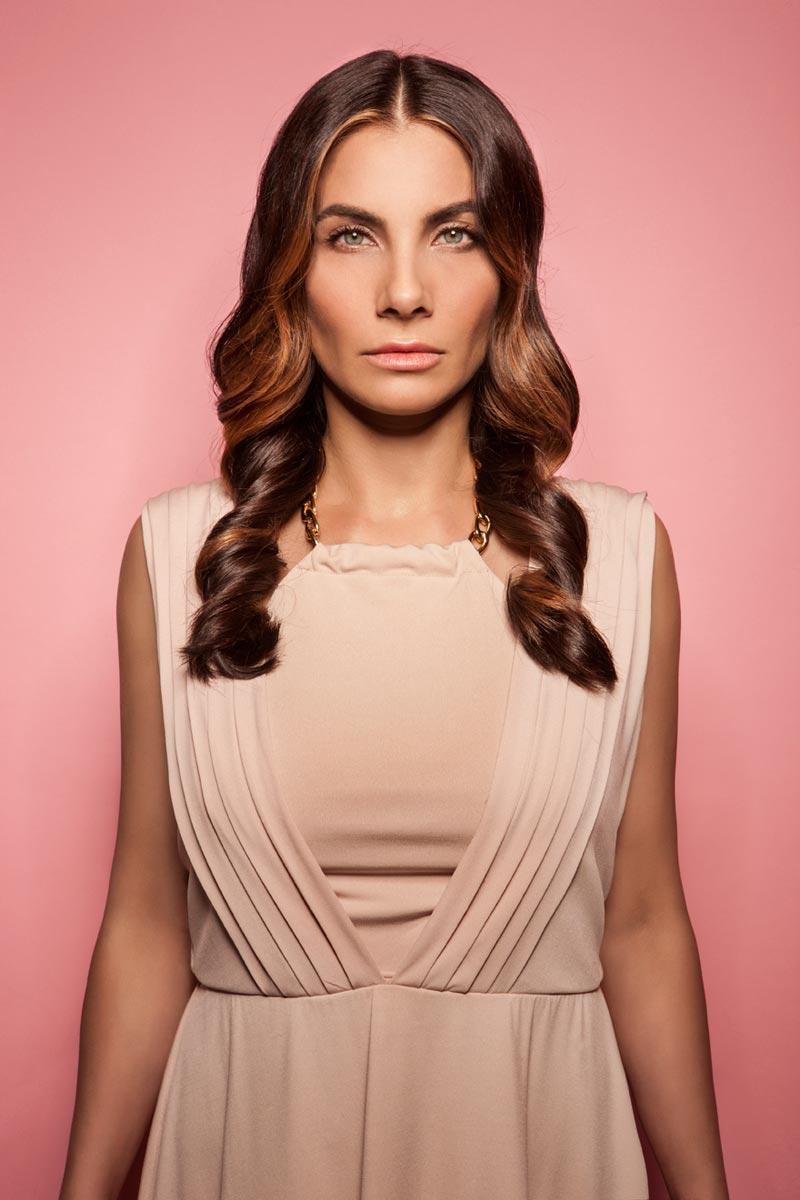Eva Decastelo jako B(L)OND girls 2015