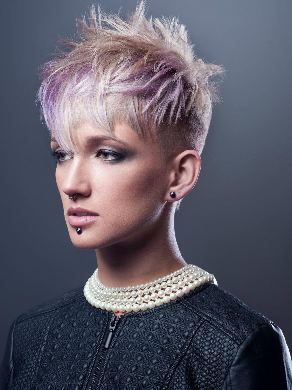 Vlastimil Pindej, CONCEPT – Hair Design, Brno – nominace v soutěžní kategorii Color Zoom Collection 2015 GLOBAL PARTNER COLORIST.
