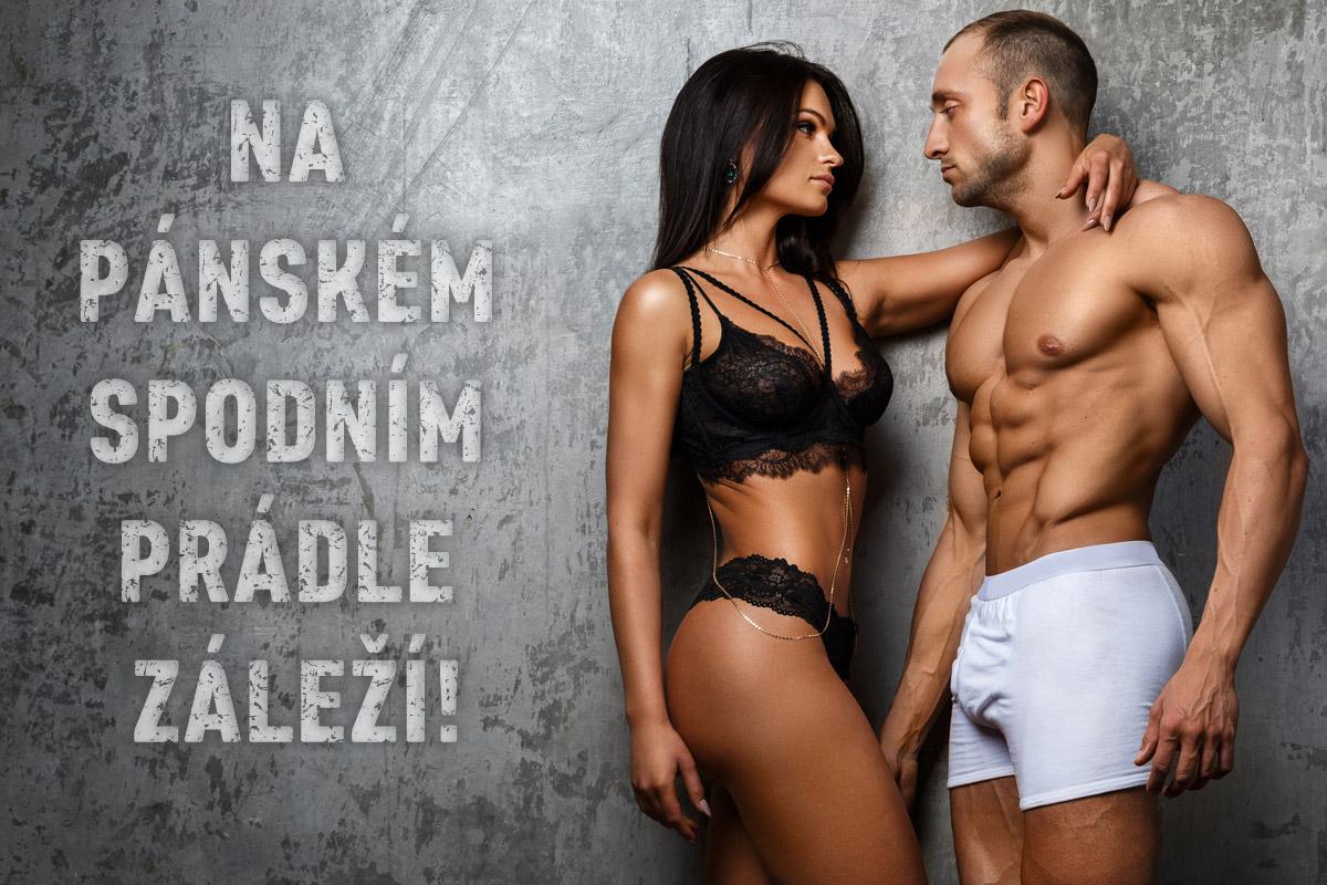 Znáte trendy v pánském spodním prádle? Rozhodně nejsou jen o tom, zdali nosit slipy, boxerky či trenýrky!