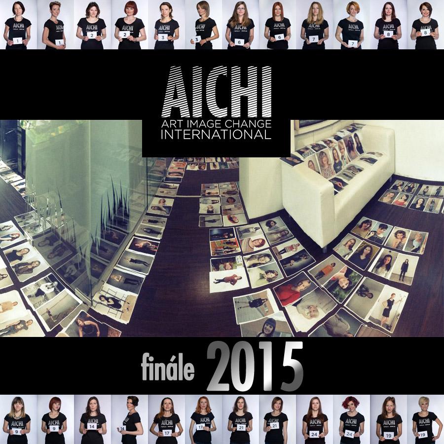 AICHI 2015 – soutěž kadeřnických proměn, jde do finále. Které proměny AICHI poslala porota do finále? Podívejte se, jak nás umí kadeřníci změnit!