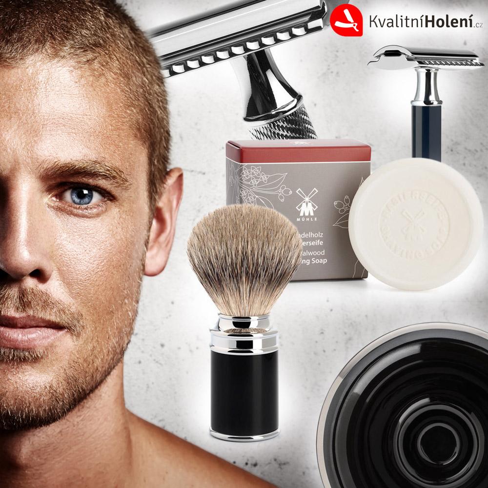 Mokré holení se opět vrací na scénu – nahladko nás opět holí štětky na holení a klasické holící strojky pomocí mýdla.