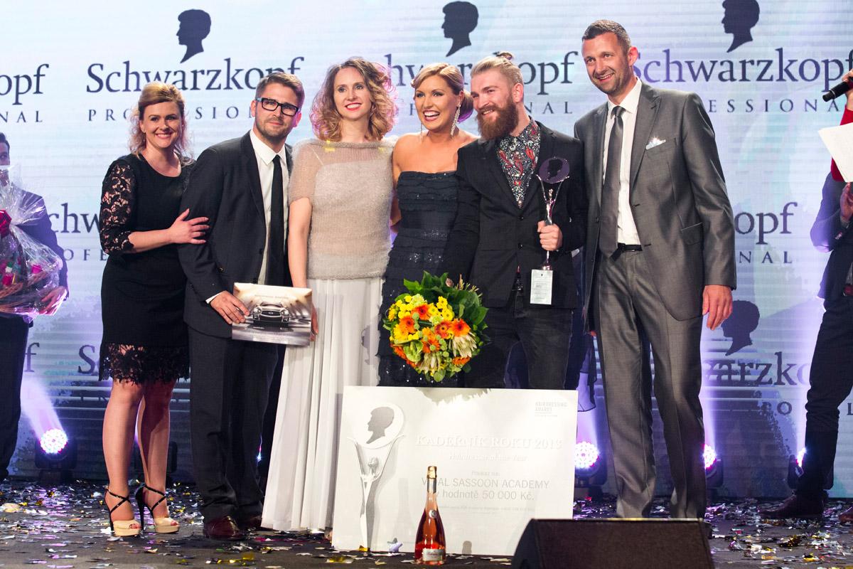 Kadeřník roku 2013 – vyhlášení vítězů