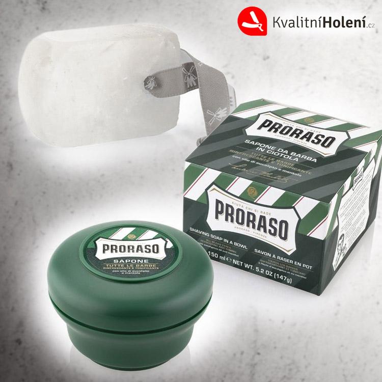 Kvalitní mýdlo na holení a kamenec po holení k ošetření poradění jsou základem každé výbavy pro mokré holení.