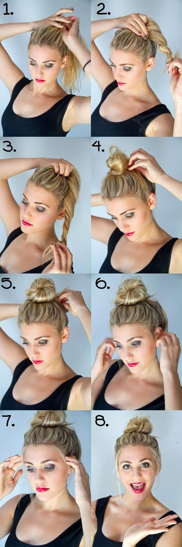 Jednoduché účesy pro dlouhé vlasy – DIY podle internetových vlasofilů!