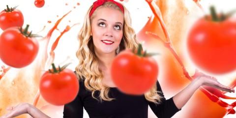 Smrdí vám vlasy? Stane se! Když nepomáhá k odstranění zápachu ani umytí šamponem, pomůže přírodní deodorant na vlasy z rajčat!