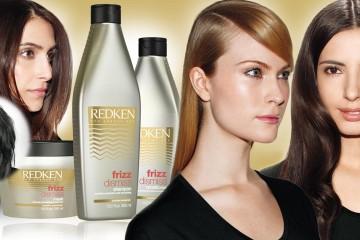 Krepaté vlasy umí pořádně potrápit a o čem mluvím vědí zejména dlouhovlásky s vlnitými vlasy. Nová kosmetická řada Frizz Dismiss slibuje řešení!