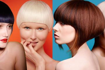 Inspirujte se mikádo účesy pro sezónu podzim-zima 2015/2016. Jsou součástí kolekce Pure od Haringtons Hairdressing a nechybí oblíbené mikádo podkova!
