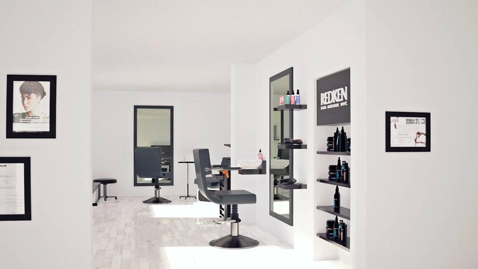 Nové interiéry Studia Black&White Mirka Poppera. Salon 1. září 2015 otevírá na nové adrese: Brozany nad Ohří, ulice Nová 204