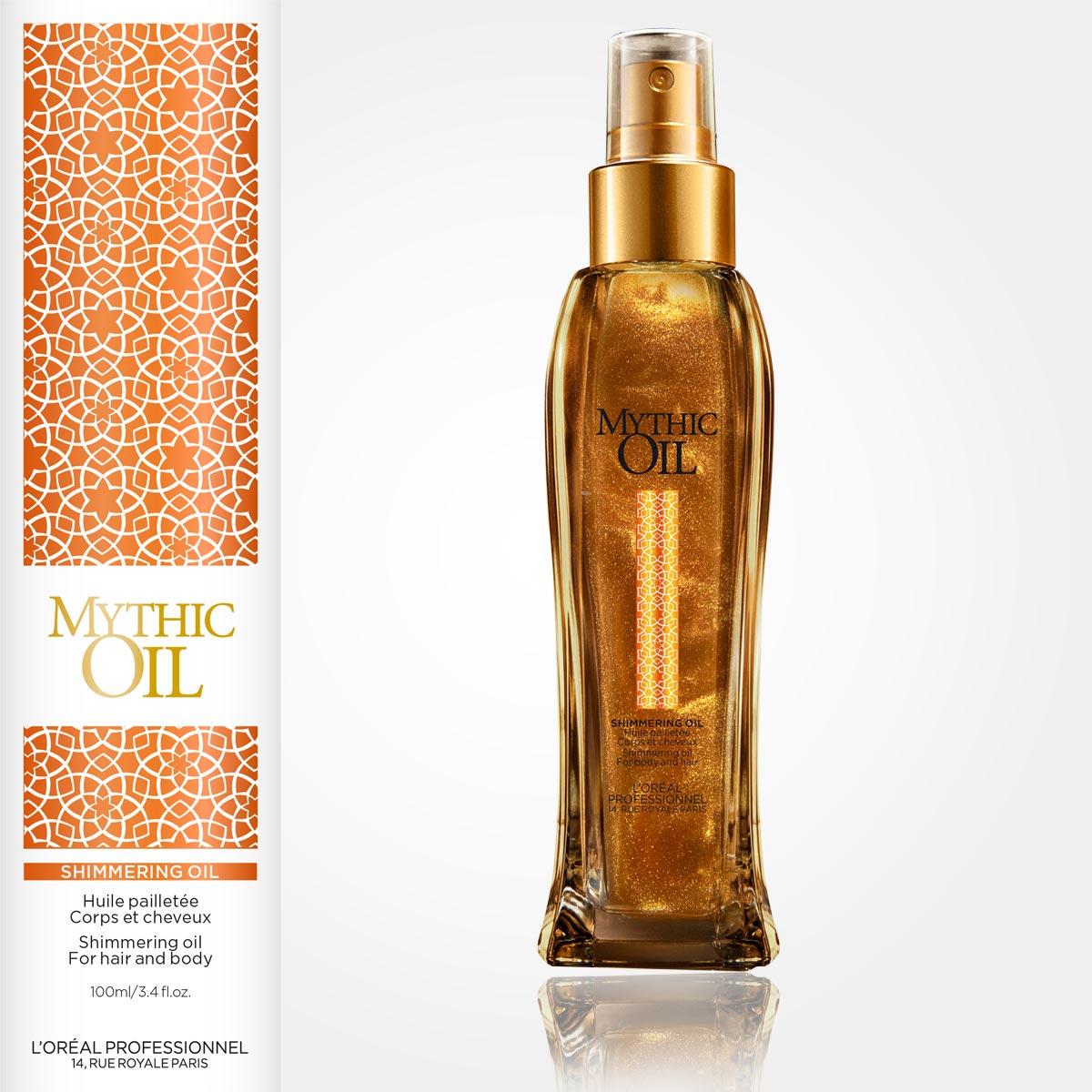 Shimmering Oil vás bude fascinovat nejen svými účinky, ale také svojí vůní.