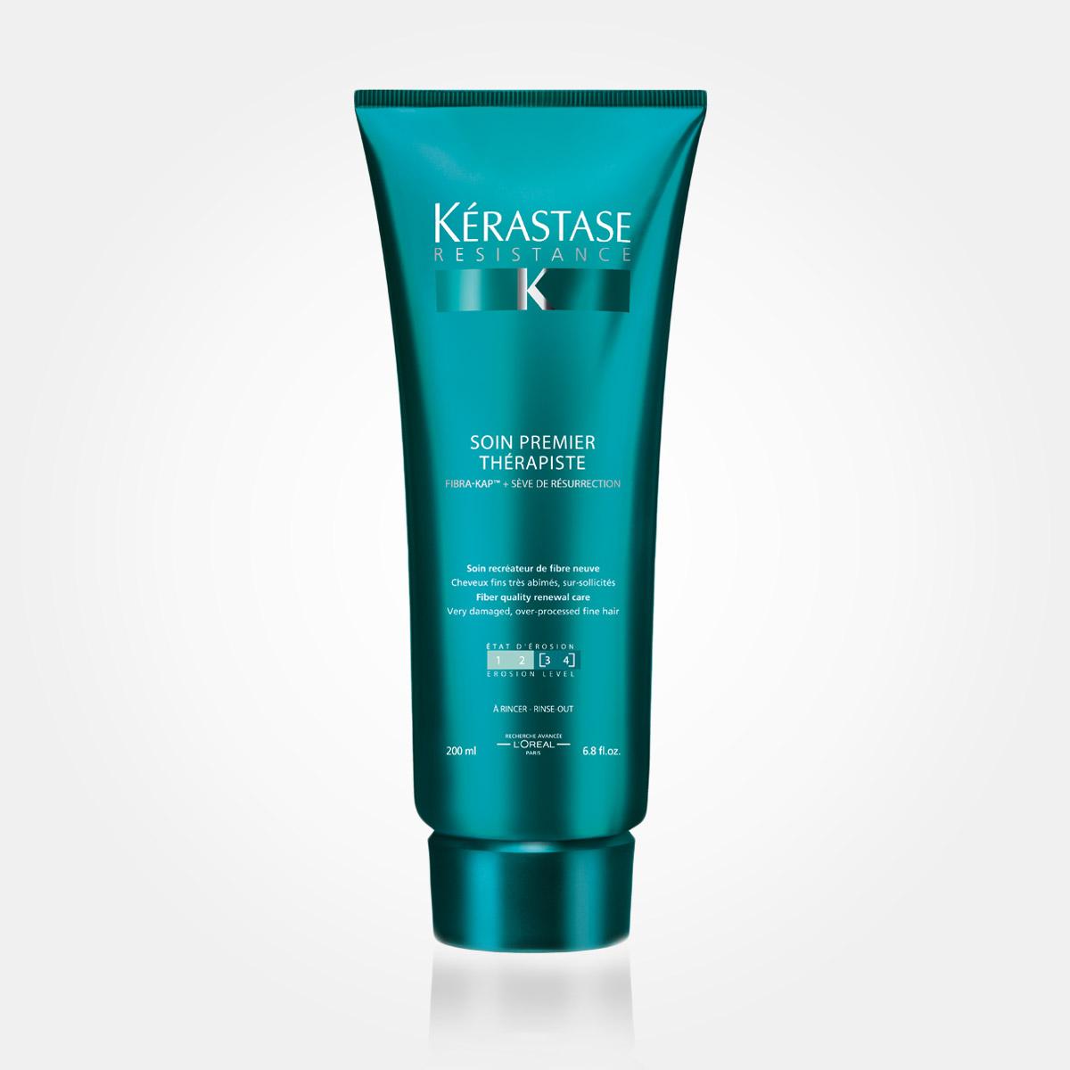 Vlasová terapie Soin premier Thérapiste – první reversní péče od Kérastase