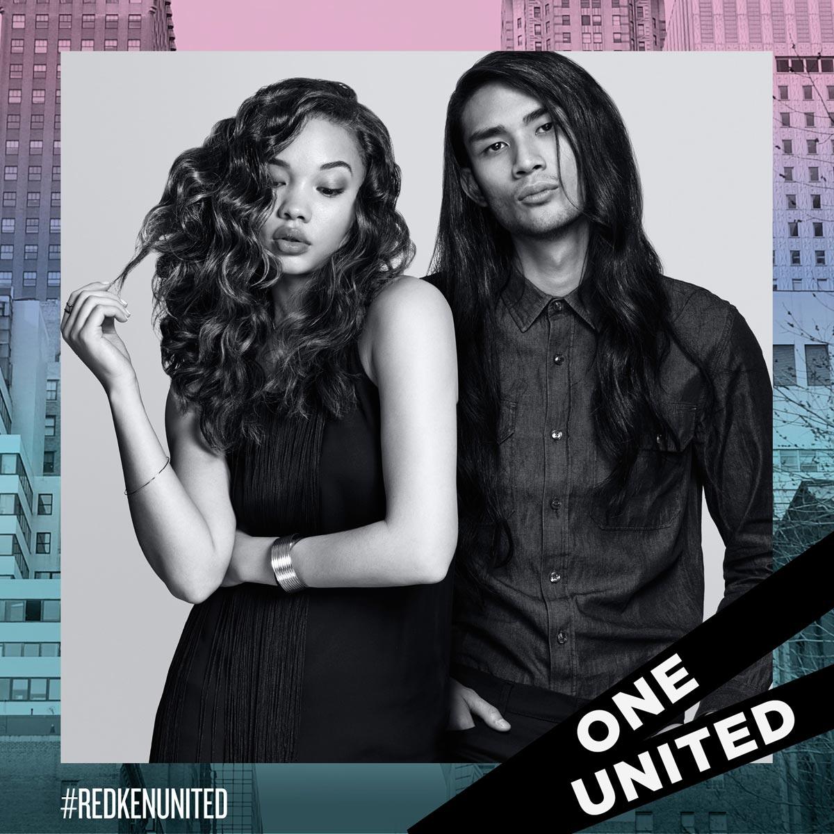 Pečující sprej One Unidted od Redken nabízí krásné vlasy bez rozdílu typu vlasů.
