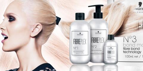 Poškození vlasů barvením, zesvětlováním a odbarvováním je minulostí – zkuste FIBREPLEX. Nový systém ochrání vlasy a nemění přitom systém barvení.