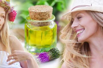 Známá český bylinkářka Jarmila Podhorná ze společnost Naděje umí vlasy, pleť i naše nehty dostat do po létě do pohody a krásy pomocí síly přírody.