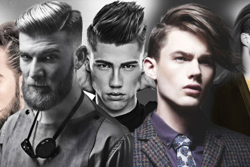 Loni jste z nich byli nadšení, máme je tady opět – trendy pánské účesy 2015 od nejlepších amerických kadeřníků. 15 účesů pro muže jako skvělá inspirace!