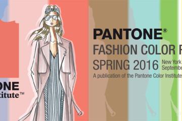 Barvy 2016 – známe trendy pro módní barvy jaro/léto 2016!