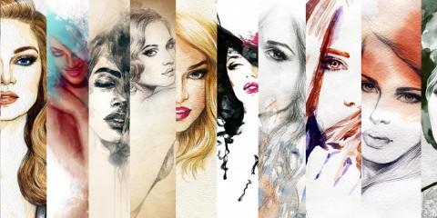 Tvar obličeje rozhoduje o tom, jaké účesy a střihy vlasů vám sluší. Znáte ten svůj?