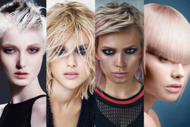 Jaké krátké účesy nám móda velí pro letošní podzim 2015 a zimu 2016? Pojďte se podívat na dámské trendy účesy pro krátké vlasy a na módní střihy!