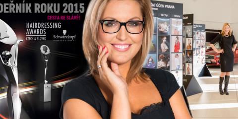 Povídala jsem si s ředitelkou soutěže Czech and Slovak Hairdressing Awards, paní Lucií Záhorcovou ze společnosti Henkel / divize Schwarzkopf Professional.
