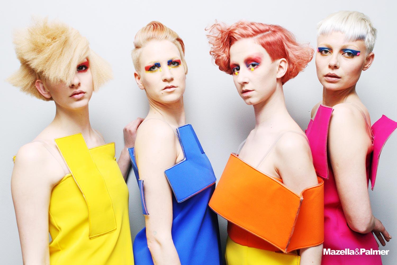 Přijďte se školit! Kadeřnická akademie z Londýna Mazella&Palmer, bude školit barvící techniky. Školitelkou je Color Expertka Faye Turner.