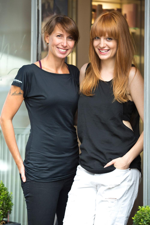 Iva Burketová a Petra Měchurová chystají pro letošní Designblok 2015 společný projekt #HEARTISSUE.