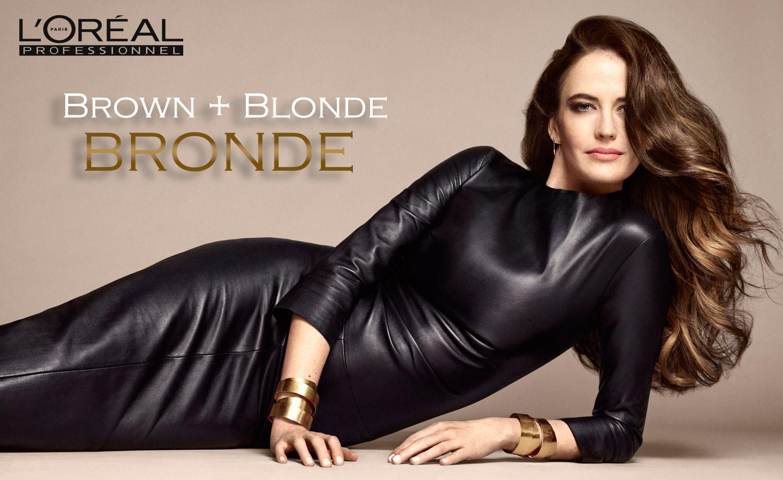 Eva Green je novou L'Oréal tváří pro trend bronde.