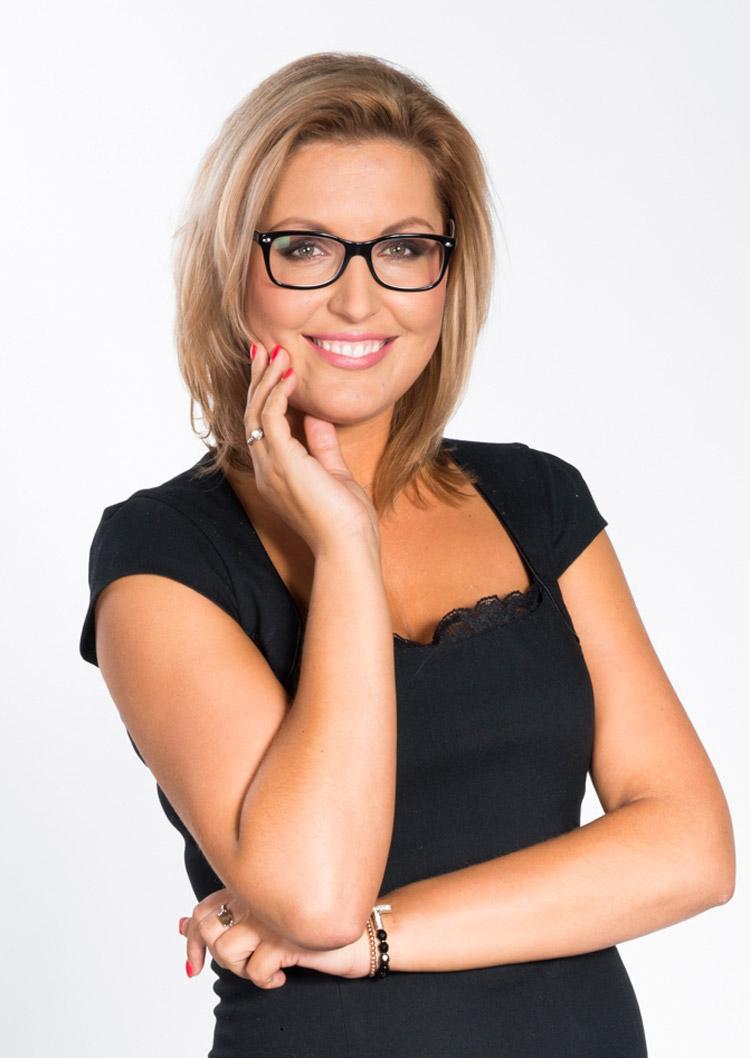 Lucie Záhorcová, ředitelka soutěže Czech and Slovak Hairdressing Awards (Henkel / divize Schwarzkopf Professional)