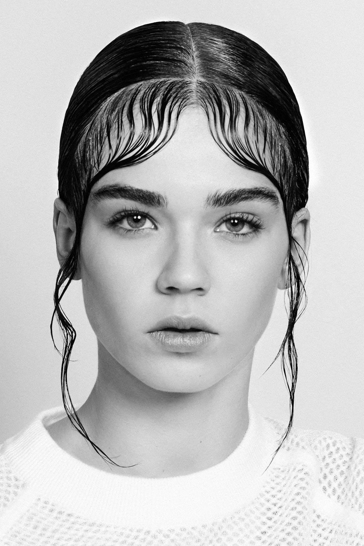 Podzimní účesy 2015 podle IT Looks L'Oréal – baby hair.
