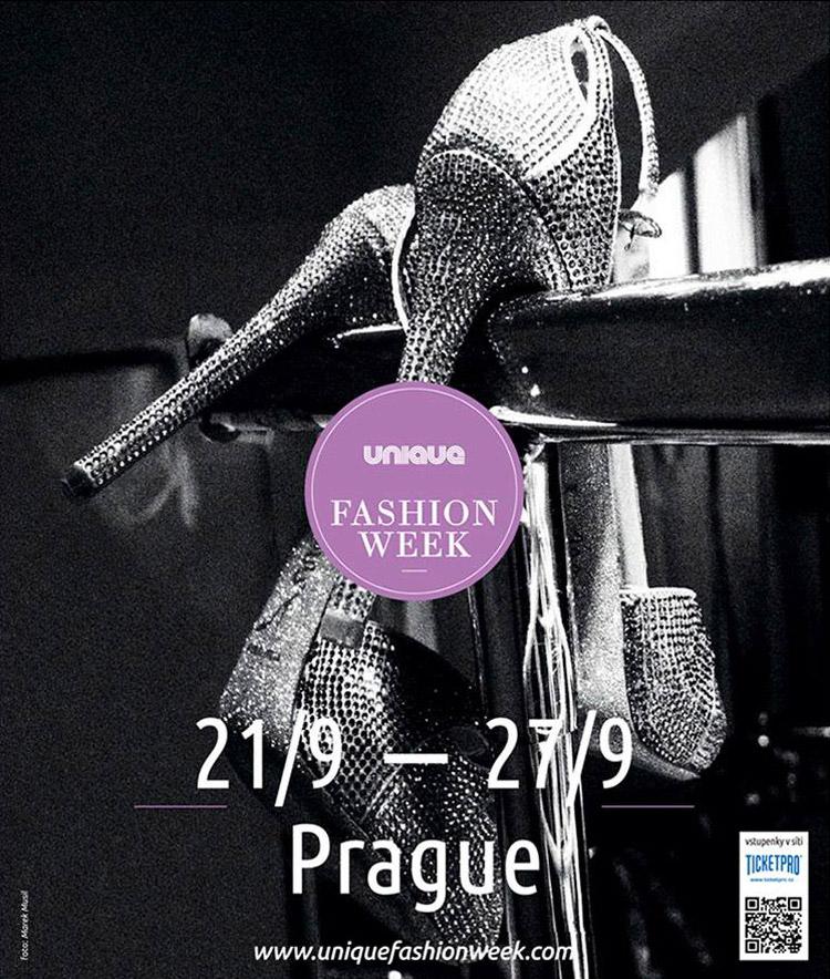 Franck Provost je oficiálním partnerem Unique Fashion Week