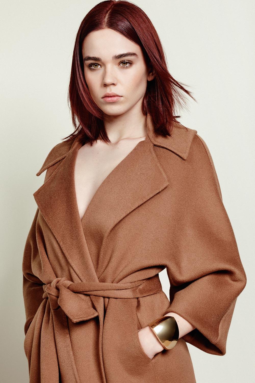 Podzimní účesy 2015 podle IT Looks L'Oréal – sleek lob.