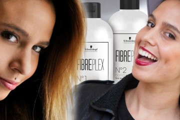 Trápí vás nedostatečná ochrana vlasů při barvení, odbarvování nebo zesvětlování? Revoluční novinku Fibreplex vám představí Kateřina Muratová z Toni&Guy.