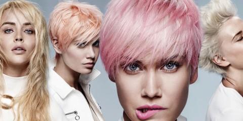 Blond vlasy 2016 – tipy na účesy i odstíny blond! (Účesy jsou z kolekce Jean Marc Maniatis.)