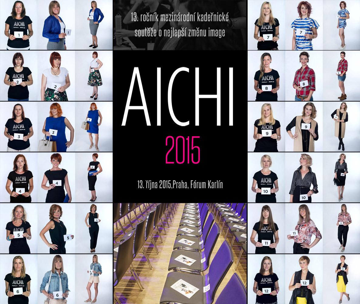 Proměny AICHI 2015 ve finále soutěže.