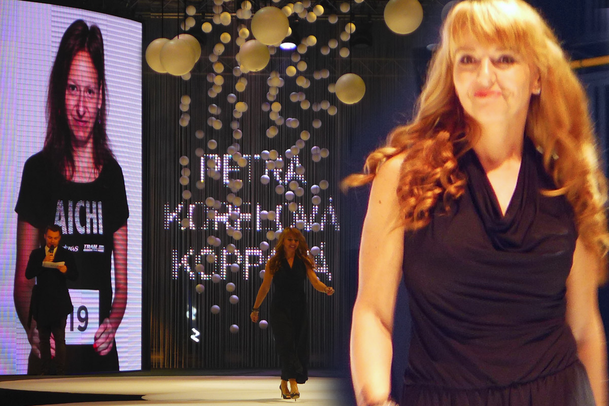 Galavečer AICHI 2015: Petra Korelová Koppová – Salon Petra Koppová, Hradec Králové