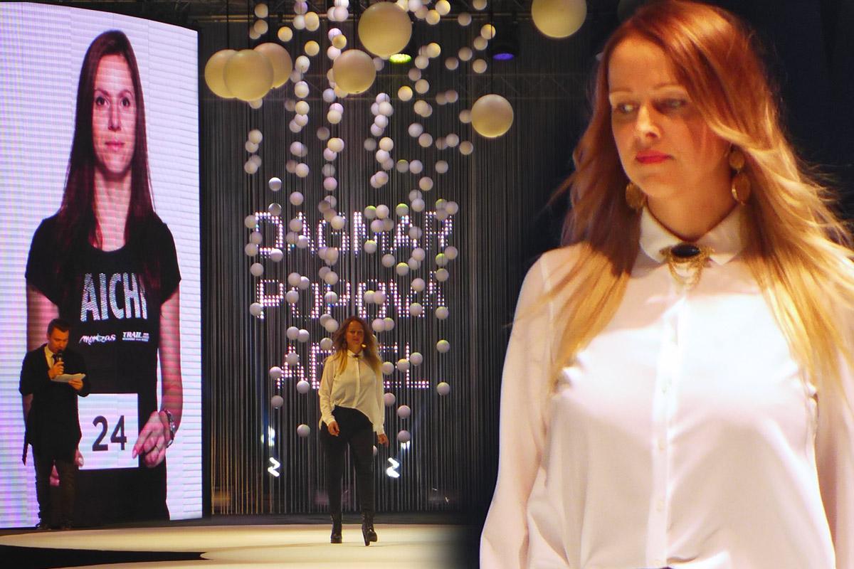 Galavečer AICHI 2015: Dagmar Popová Abdel – Salon VUE.010, Hradec Králové