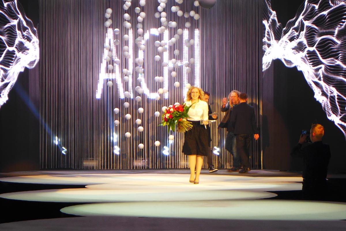 Nelly Jane Gebertová z pražského studia Bomton Brumlovka získala v soutěži AICHI 2015 2. místo.