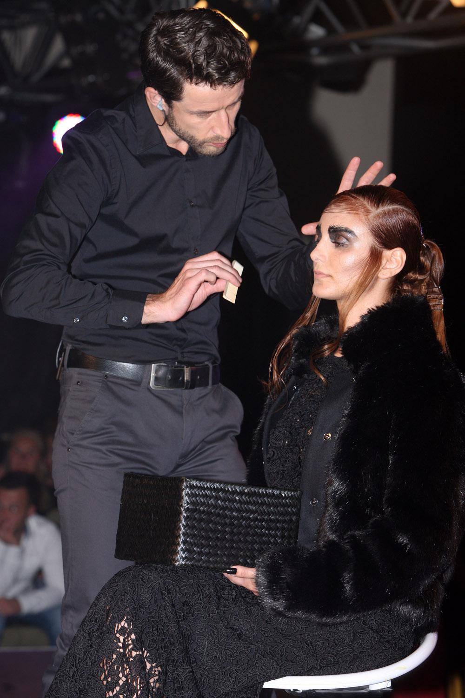 Michal Zelenka na kongresu Salon Expert 2015 L'Oréal Professionnel