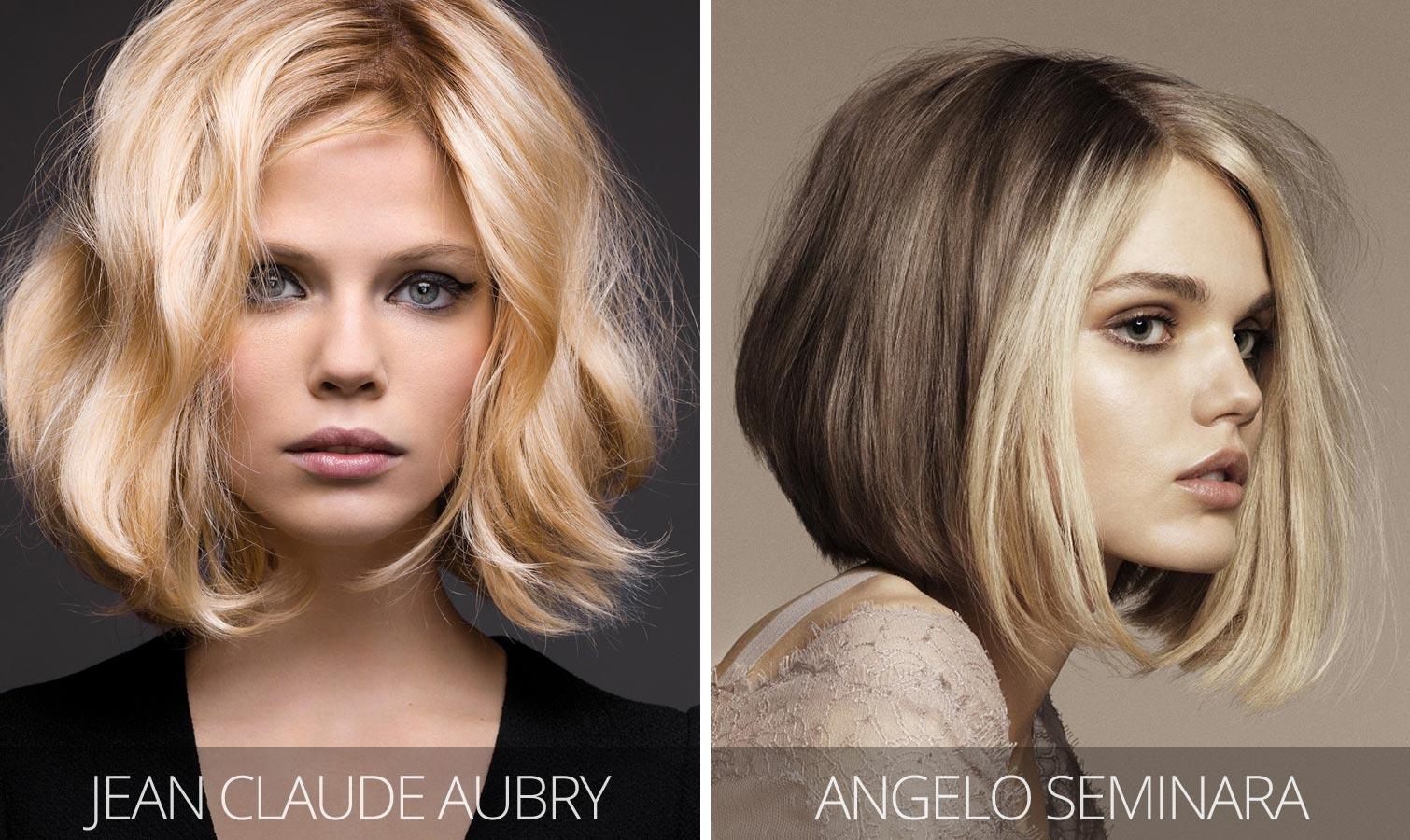 Účesy pro polodlouhé vlasy podzim/zima 2015/2016 –retro účesy 60. let jako inspirace.