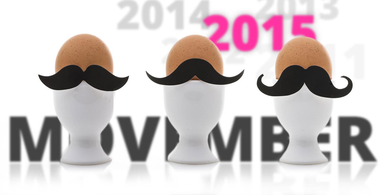 Začněte slavit Movember 2015 třeba hned se snídaní. Dohladka se oholte a pak na svůj rostoucí knír 30 dnů nesahejte ani žiletkou, ani holícím strojkem. Podpoře svým knírem boj za mužské zdraví a proti rakovině prostaty!