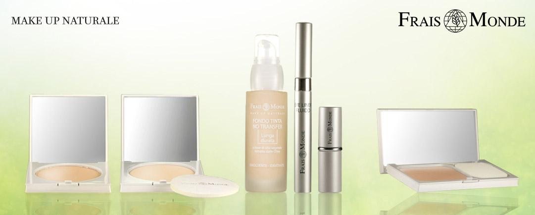 Frais Monde má rovněž několik řad dekorativní kosmetiky, včetně řady BIO.