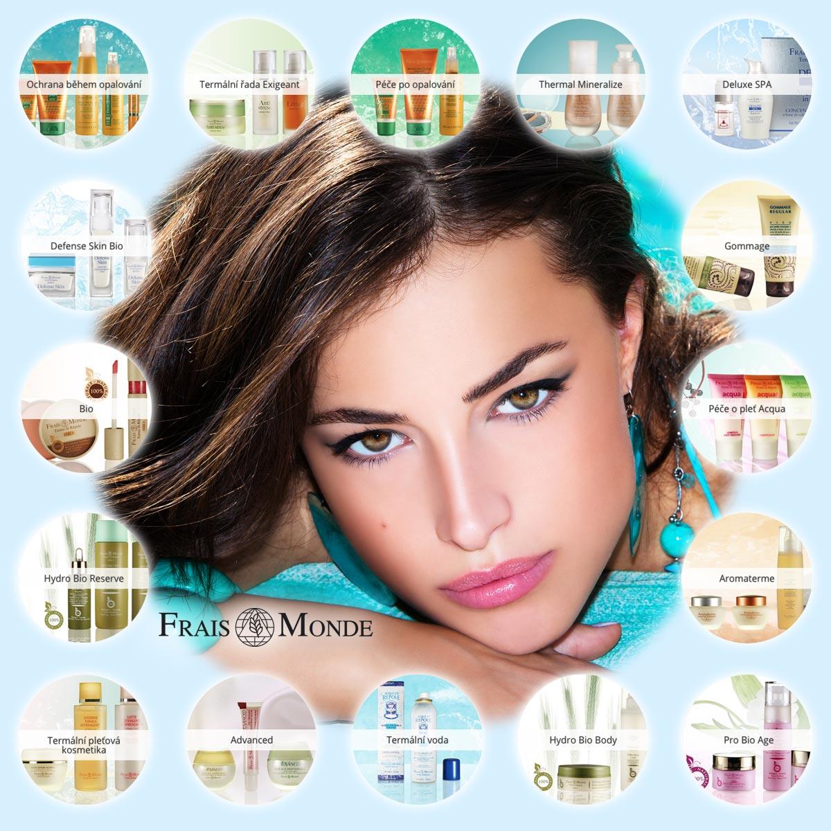 Frais Monde – to je síla termální kosmetiky nejen pro vlasy!