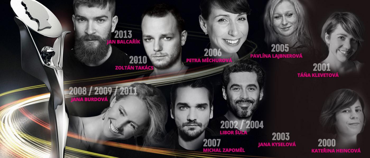Nejlepší čeští a slovenští kadeřníci v historii Czech & Slovak Hairdressing Awards.