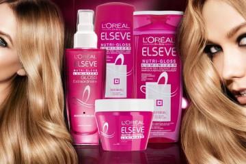 Nevíte, jak na lesklé vlasy a lesk vlasů je pro vás prioritou? L'Oréal Paris přišel s novou kosmetikou pro lesk vlasů – Nutri-Gloss Luminizer.