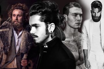 Pánské účesy 2016 aneb velká inspirace pro mužské vlasy i vousy!