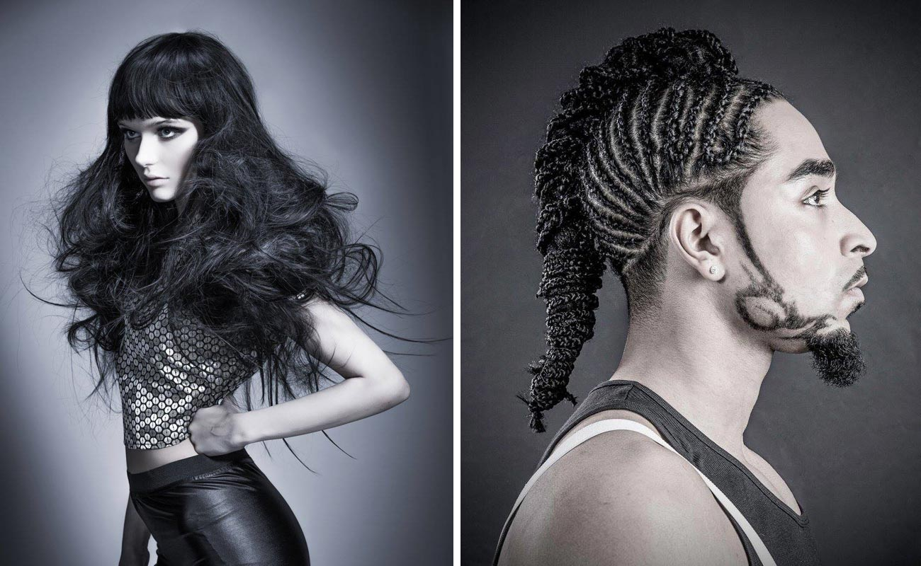 Fotostylista Británie 2015 (Photographic Stylist – NHF) – zajímavé nominace: nominace v kategorii Ladies Category 3 Fashion Collection – Ross Charles (Ross Charles) a nominace v kategorii Category 4 Men's Afro-Caribbean Fashion Look – Michael Damiano (Image Barbers).