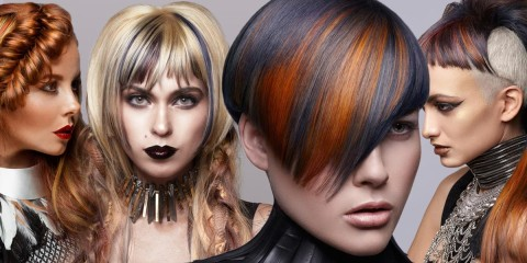 Pro letošní Goldwell Color Zoom 2015 byla barva na vlasy mostem k tradičním rebelům. Podívejte se, jak toto téma zpracovali američtí kadeřníci.
