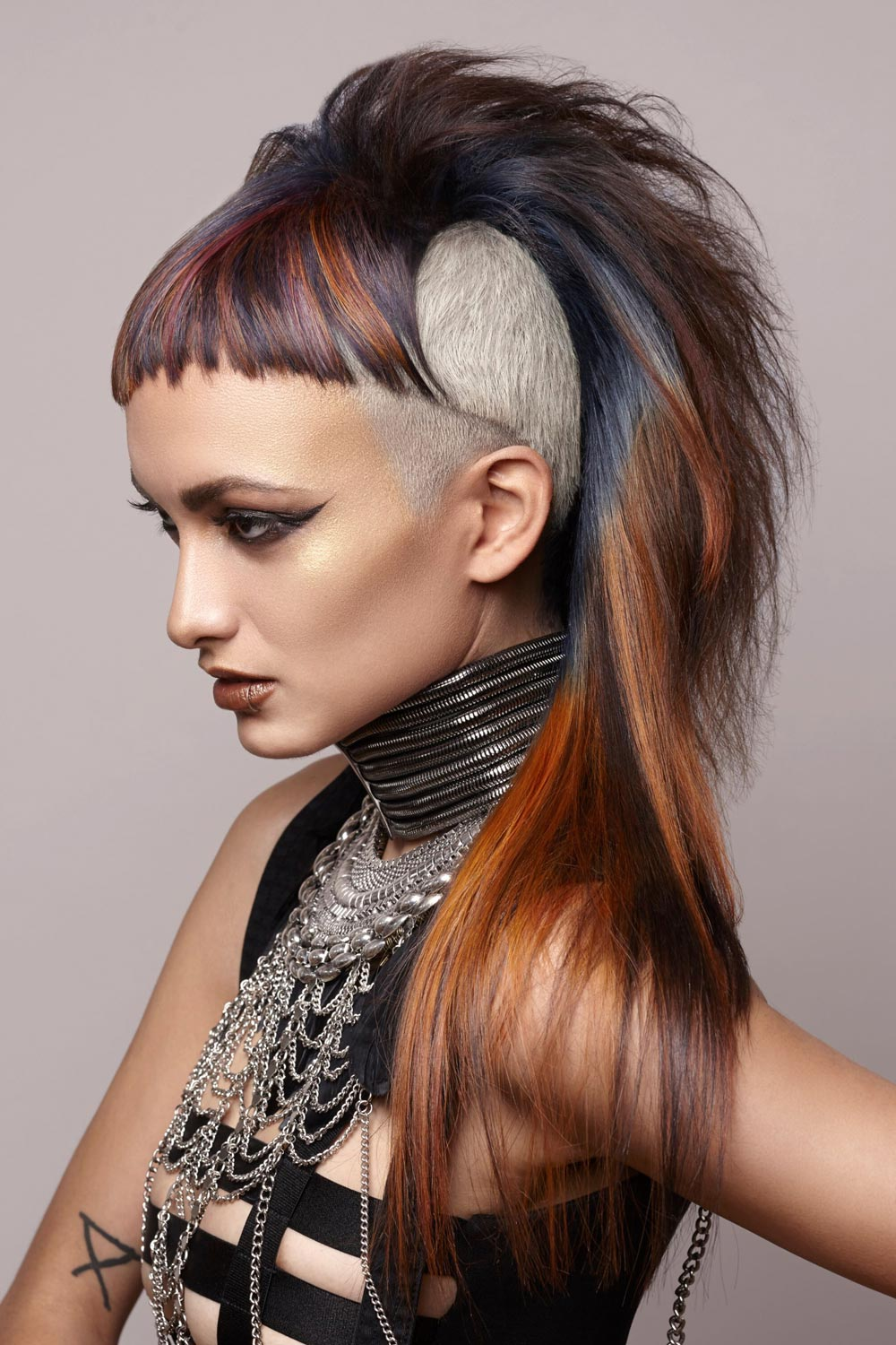 Harley Lobasso, Hair by Scott & Company, Delray Beach, FL - Goldwell Color Zoom 2015: Creative Semi-Finalists