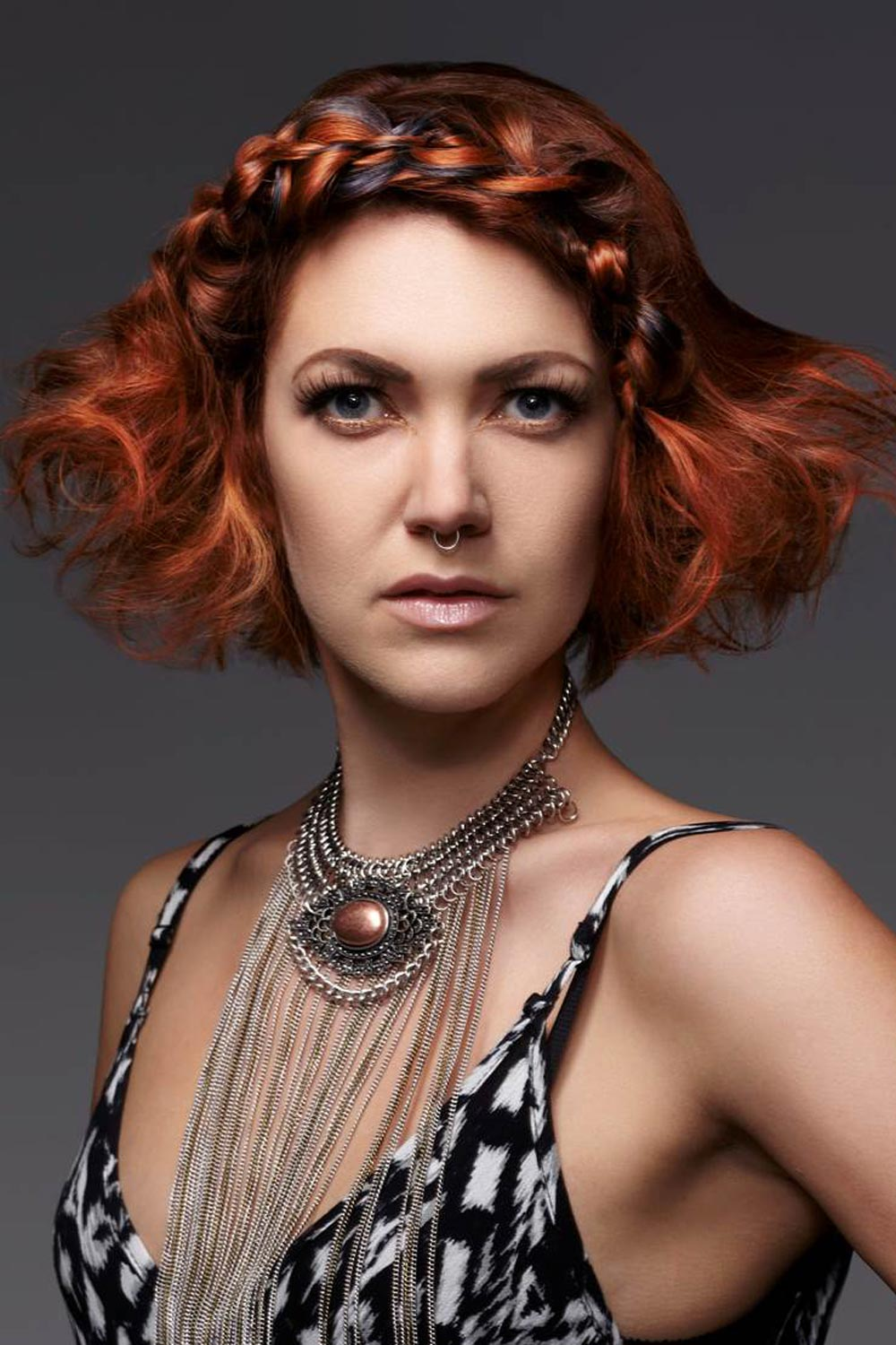 Sara Pinckney, Mitler and Mane, Mill Valley, CA - Goldwell Color Zoom 2015: Partner Semi-Finalists